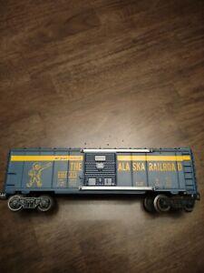 no *reserve* - Lionel O Gauge Postwar 6464-825 The Alaska Railroad