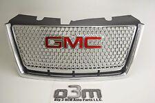 2013-2015 GMC Terrain SLT Denali Front Chrome Grille w/ GMC Logo new OE 22820043