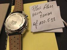Plexi HEUER MONZA REF150.511 Plexi Glass VERY RARE PARTS