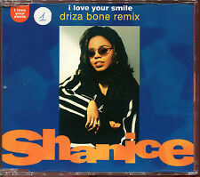 SHANICE - I LOVE YOUR SMILE (DRIZA BONE REMIX) - CD MAXI [2297]