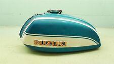 1972 SUZUKI GT750 GAS TANK FUEL TANK PETROL GT 750 WATERBUFFALO *203