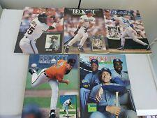 Beckett Baseball Card Guide Lot Of 5 1993