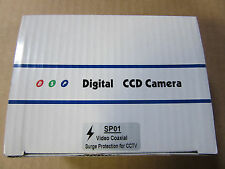 Digital CCD Camera SP01 Video Coaxial Surge Protection for CCTV NEW!1! in Box