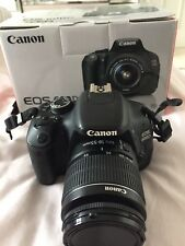 Canon EOS 600D / Rebel T3i 18.0MP Digital SLR Camera - water damaged
