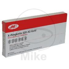 JMT X-Ring catena aperta con niet 520-x2x116l Go-clfz