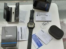 Vintage Casio Watch AL-190W BRAND NEW Old Stock PERFECT WORKING ORDER