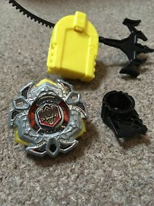 Beyblade Variares D:D Never Used With Launcher And Tool