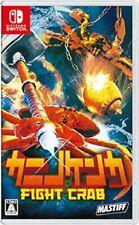 New Nintendo Switch Kani no Kenka Fight Crab Japan HAC-P-AWPNC 4580678440026