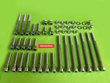 1979-80 Honda cbx1000 stainless steel motor ENGINE BOLT KIT bolts nut Allen head