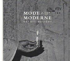 (EK598) Mode Moderne, Occult Delight - 2014 DJ CD