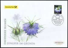 BRD 2018: Jungfer im Grünen! Post-FDC Nr. 3351 mit Berliner Sonderstempel! 1805