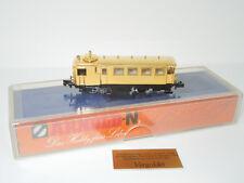 Arnold Spur N 2711 Dampftriebwagen Kittel vergoldet