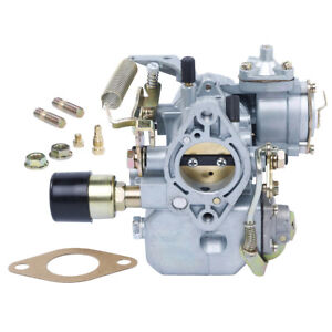 New 34 Pict-3 Carburetor 12V Electric Choke 1600CC Fit For VW Beetle 113129031K