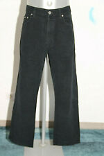 jeans droit bleu marine HUGO BOSS alabama T.W35 L34 soit 44/46 fr excellent état