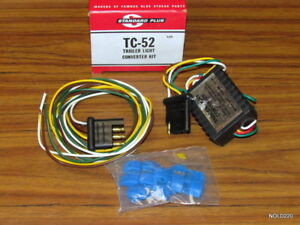 NEW Trailer Wiring Adapter Connector Standard Motor TC52 (J1328 DS853 B3)