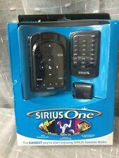 Sirius Satellite Radio Receiver + Accessories-Sv1B All-In-One New Open Box