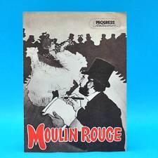 "403 Progress-Filmillustrierte 43/1954 ""Moulin Rouge"" DDR Jose Ferrer C. Marchand"