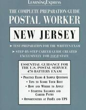 Postal Worker: New Jersey: The Complete Preparation Guide (Learningexpress Civil