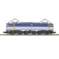 Tomix 9175 Electric Locomotive JR EF65-500 Freight Railway Renewed Design - N