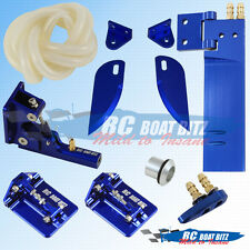 Traxxas Spartan upgrade hardware set TR07K-B BLUE