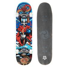 "One Skateboards 8.25"" Sexton Geisha Samurai Pro Complete Independent Bones Reds"