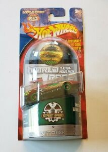 Hot Wheels Highway 35 World Race #13 STREET BREED AEROFLASH