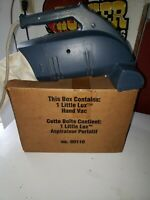 Little Lux Electrolux Hand Held Vacuum Dust Bag Tested Works Blue 1673A with Box