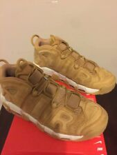 Nike Leather Upper Nike Air More Uptempo Athletic Shoes for Men  5d6569909