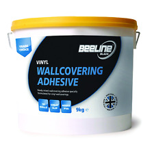 9kg Beeline Vinyl Wallcovering Adhesive *** Ready Mixed Paste ***