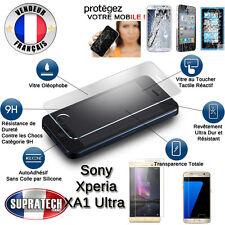 Protection d'Ecran en Verre Trempé Contre les Chocs pour Sony Xperia XA1 Ultra