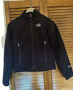 Woman's The North Face Black Windwall Jacket XS