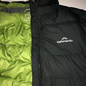 Katmandu 2XL Duckdown 550 Puffer Jacket Extra Warm Like New EUC