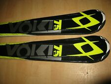 SKIS VOLKL RTM 75 IS 173 cm ROCKER ! VERY GOOD CONDITION!