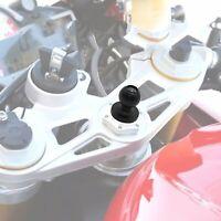 RAM Mount Motorcycle Bike Mount Fork Stem Base with Ball for Phone Camera Holder