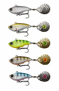 Savage Gear Fat Tail Spinner | *NEW LURE* | Perfect for Perch, Pike, Trout, Bass