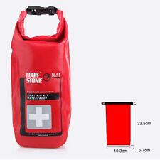 2L Waterproof First Aid Kit Bag Travel Medical Emergency DryBag Camping Kayaking
