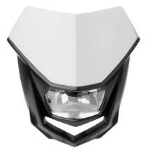 Polisport HALO Headlight Fairing White fits Honda CRF230 L-8 9 08-09