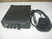 Uniden Pro 538W 40 channel CB radio w/ weather channel, and mic, works!
