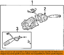 TOYOTA OEM 90-91 Camry-Windshield Wiper Switch or Lever 846522D580