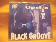 MAXI Single CD BLACK GROOVE Jumping Upside Down 4TR 1996 eurodance disco