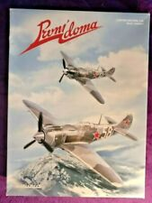 Eduard 1:48 Prvni Doma La-5FN & La-7 Dual Combo 2 Model Kits Set 1189 Sealed Bag