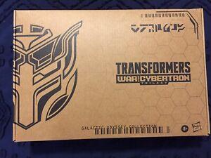 Transformers Galactic Odyssey Dominus Criminal Pursuit 2Pk - ER BARRICADE & P/CP