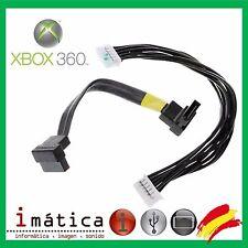 CABLE SATA ATA LECTOR DE JUEGOS XBOX 360 CORRIENTE FOXCONN E124936 POWER DATOS