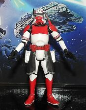 STAR WARS ACTION FIGURE CLONE TROOPER COMMANDER THORN THE BLACK SERIES 2014