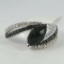 Sterling Silver Onyx Ring Size 6 ... $313 Retail