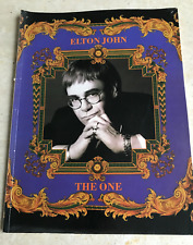 "PARTITIONS ""ELTON JOHN - THE ONE"" - 11 CHANSONS"