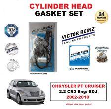 VICTOR REINZ HEAD GASKET SET for CHRYSLER PT CRUISER 2.2 CRD Eng: EDJ 2002-2010