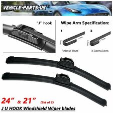 2421 Fit For Honda Odyssey 1999 2004 Windshied Front Wiper Blades Set Of 2