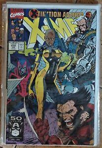 Uncanny X-Men #272 (1991 Marvel 1st Series) She-Hulk, Punisher, New Mutants NM