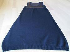 Boden Knee Length Striped Sleeveless Dresses for Women